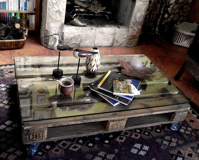 Decocasa en colombia muebles con pallets una idea muy for Muebles a bajo precio