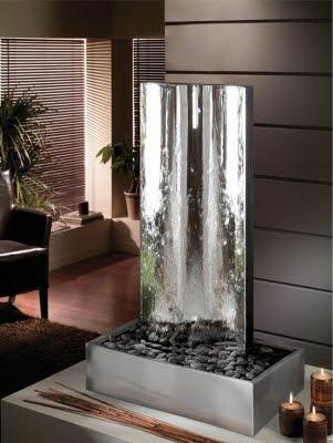 Decocasa en colombia decorar con agua fuentes de interiores - Fuentes de agua de interior ...
