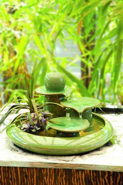 Decocasa en colombia decorar con agua fuentes de interiores - Fuentes decorativas de agua ...