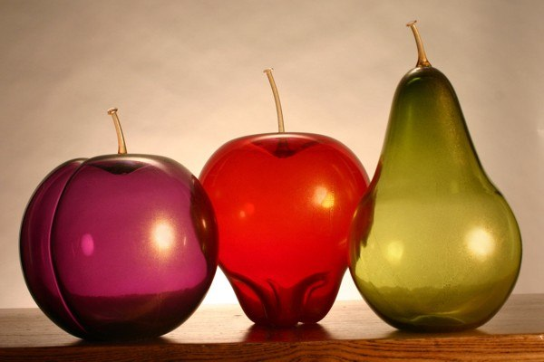 Dibujos de frutas en cristal imagui for Frutas de cristal
