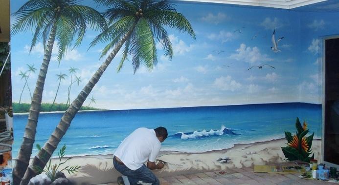 Decocasa en colombia murales arte en las paredes for Pintar murales en paredes exteriores