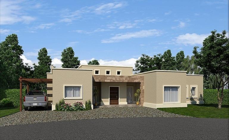 Decocasa en colombia piscinas for Modelo de casa procrear lujan 3 dormitorios