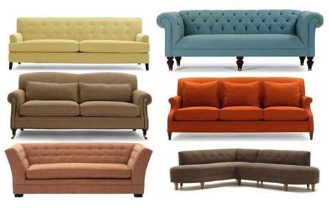 antes de comprar cualquier modelo de sof debemos plantearnos donde ir ubicado si pegado a la pared si servir como divisor etc