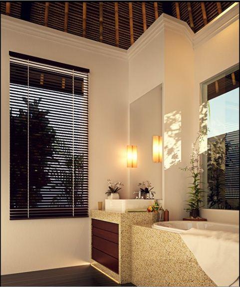 Baño General En Regadera:Decocasa en Colombia » El cuarto de baño: bien iluminado