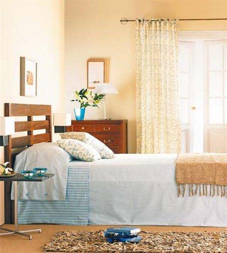 Decocasa en colombia dormitorios colores suaves para un - Colores paredes dormitorio ...