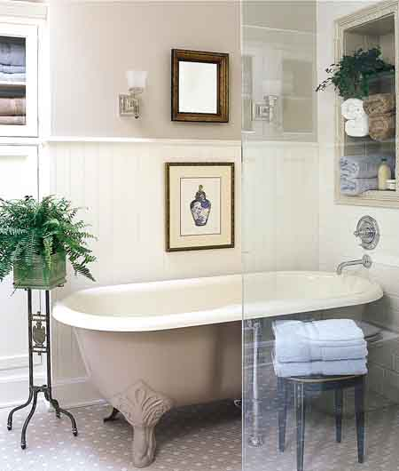Baños Estilo Antiguo:Vintage Style Bathroom Lighting