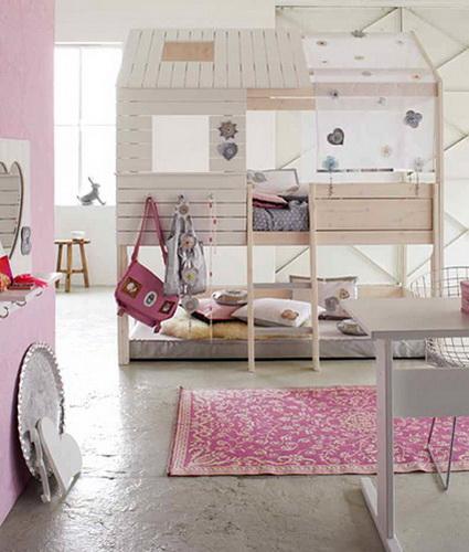 Decocasa en colombia originales camas para los m s peque os - Camas casa para ninos ...