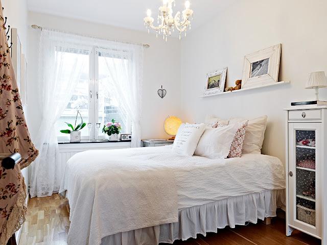 Decocasa en colombia dormitorios femeninos y blancos for Dormitorios femeninos