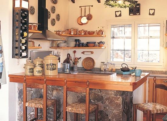 Decocasa en colombia 2012 noviembre - Cocinas de material rusticas ...