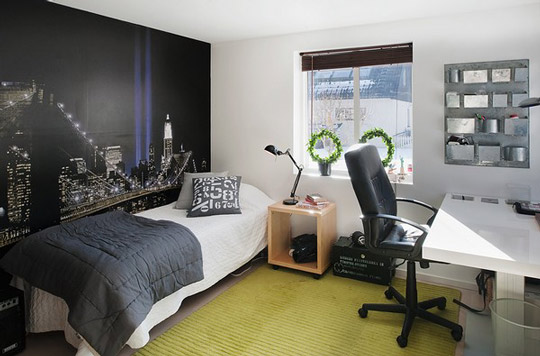 Decocasa en colombia dormitorios juveniles masculinos - Decoracion habitacion juvenil masculina ...