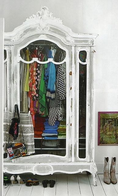 vestidor antiguo